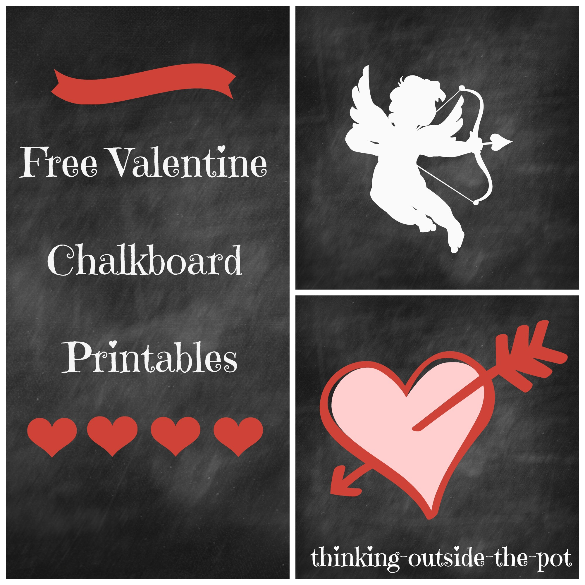 Free Printable Valentine S Quote: Valentine's Day Printables