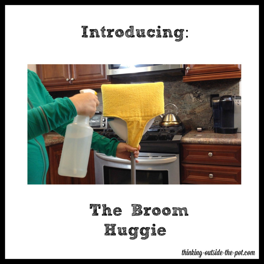 Broom Huggie