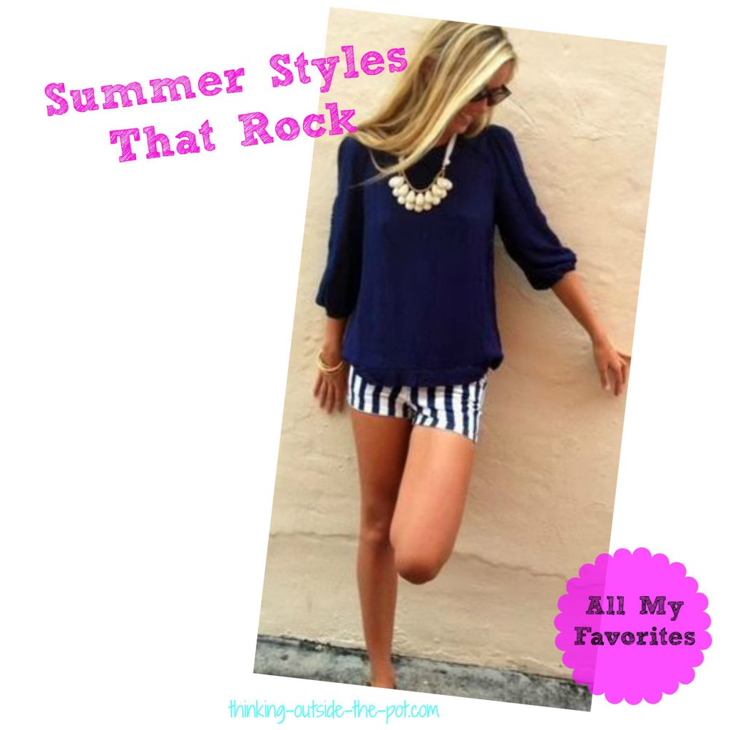 Summer Styles That Rock