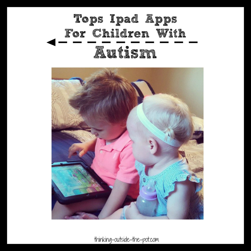 ipad apps for children with autism
