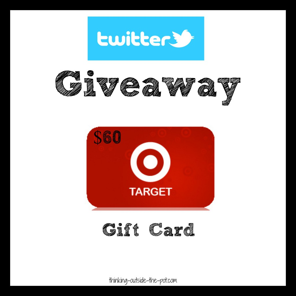 Target card giveaway