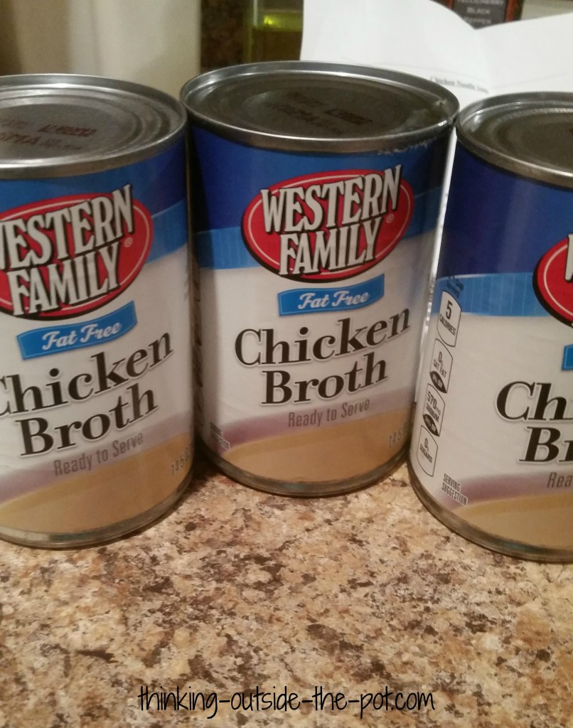 cs chicken broth