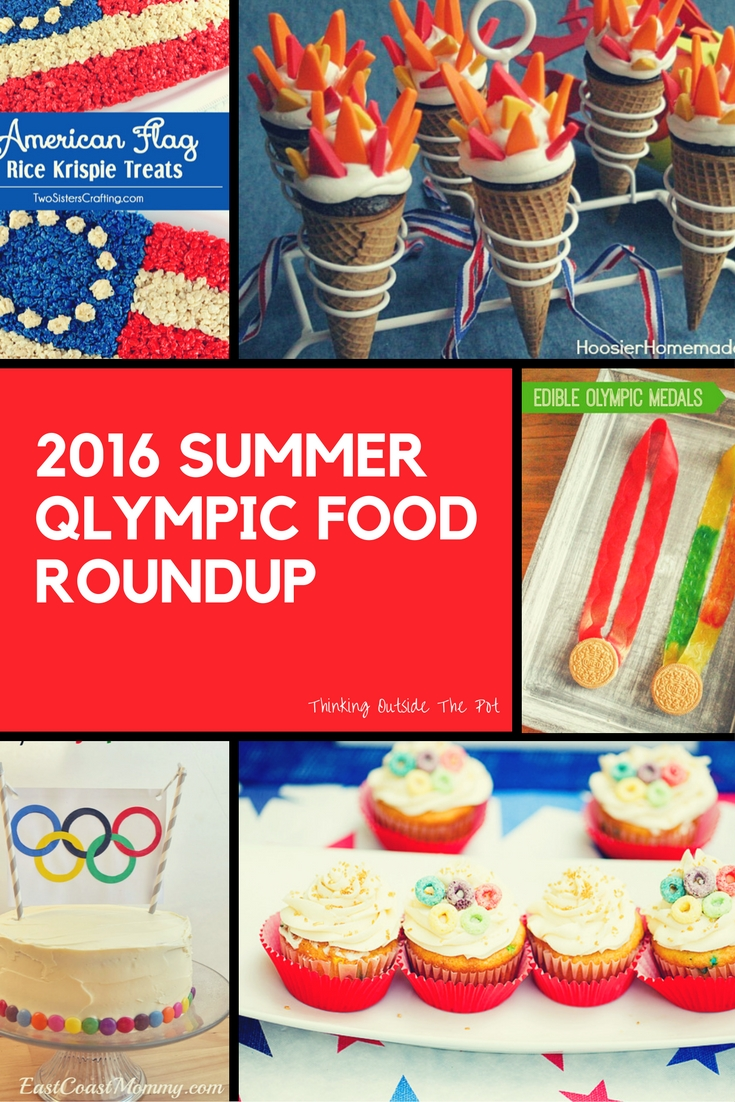 Olympic food roundup