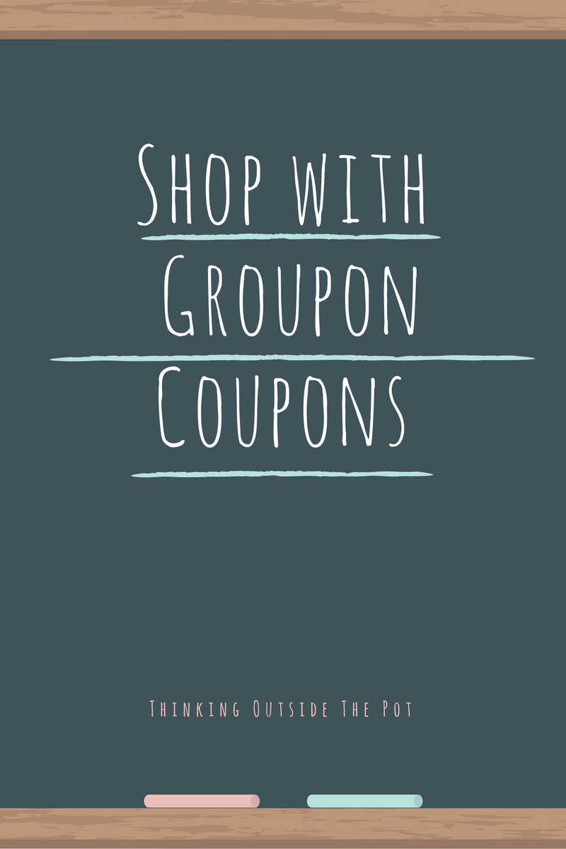 Shop with Groupon Coupons