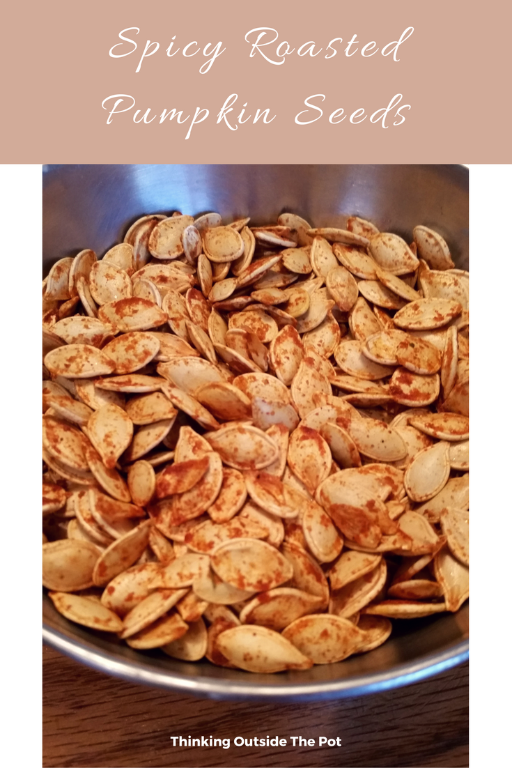 pinerest pumpkin seeds