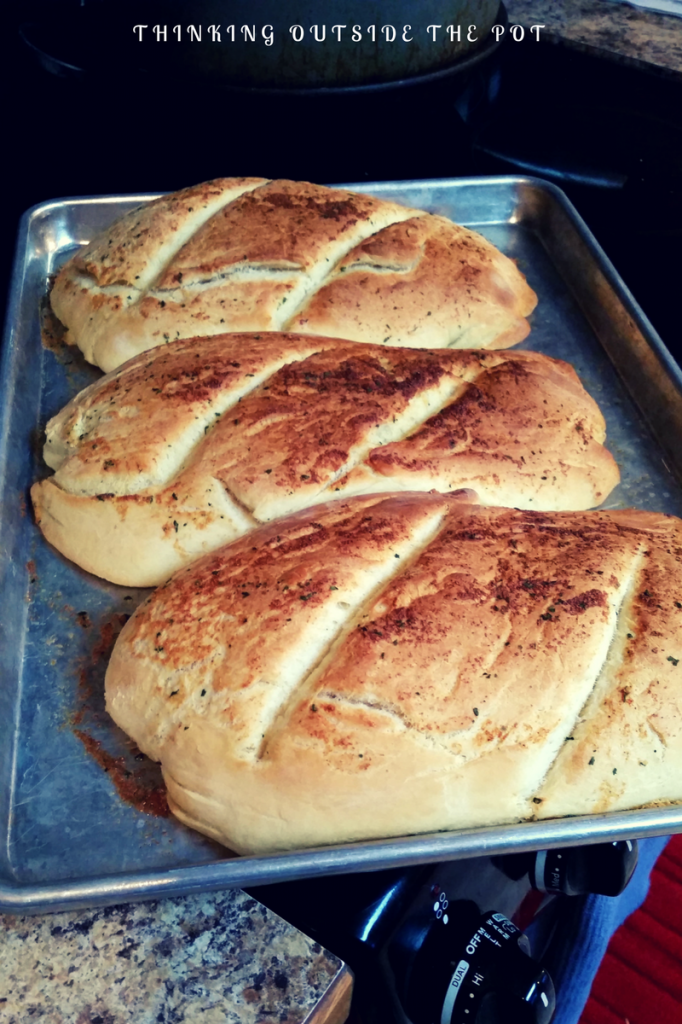 garlic French bread