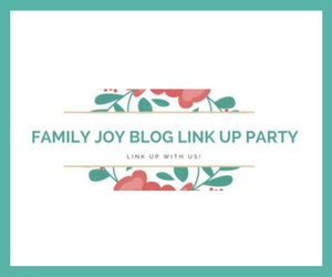 Family Joy Blog Link Party