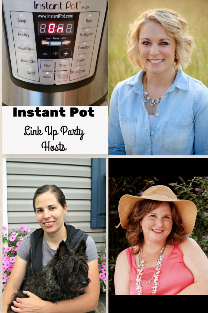 Instant Pot Link Up Party #2 is where you can share all your Instant Pot recipes, tips and tricks!
