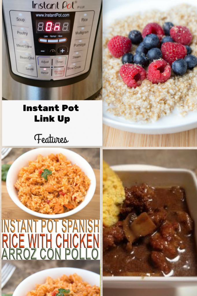 Instant Pot Link Up features post #5